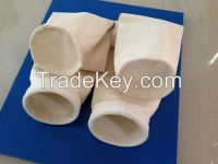nonwoven Aramid/nomex needle felt dust filter bag