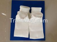 Baghouse Filter Bags - Fiberglass Fabric, PTFE coated