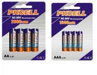 Ni-MH, Ni-Cd, Li-Ion and Li-Polymer rechargeable batteries and and chargers