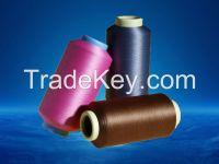 Dope Dyed Nylon DTY 150D