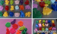 Factory custom plastic cookie cutter
