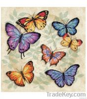 China Cross Stitch, Butterfly Profusion