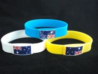 LED silicone Bracelet Eco-friendly Silicone Good Quality Competitive Price OEM/ODM Service Samples Available