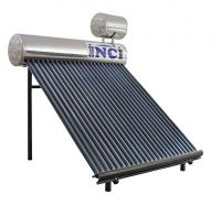 30 Tubes Chrome Solar Water Heater