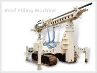 Roof Piling Machine