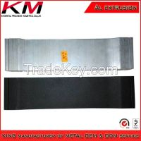 Shenzhen 6061 OEM Aluminum Extrusion Heat Sink Profile