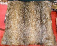 Faux Fur Cushion//Pillow Animal Skin /Decoration Cushion