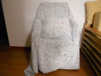 Faux Fur Throw/PV Plush Blanket/Fleece Plaid/ Decoration Throw