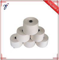 Polyester spun yarn ne30/1 for knitting
