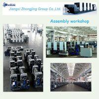 single color offset printing machine plastic bag printing machine