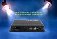 KVM fiber optic extender      KVM switch for HDMI&USB&IR signals transmission over 1 fiber to 100KM for remote video conferencing
