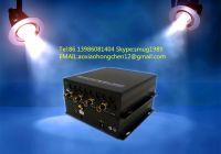 4K SDI fiber converter