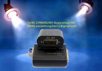 4K DVI fiber optical extender, supports maximum resolution of 4096 x 2160@30HZ DVI signal to 10 km
