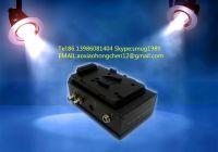 EFP camera fiber optic connection system      JM-EFP-S12)for remote mobile studio system