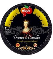 Spanish semicured cheese - Aluve