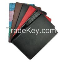 Genuine leather laptop case in business style