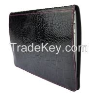 Genuine leather laptop case