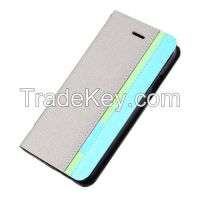 Leather case for iPhone 6 color matching