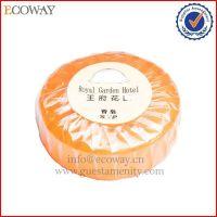best design oval transparent soap