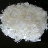 Acrylic staple fiber