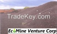 Manganese Ore  45% from