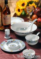ceramic tableware china home household kitchen bowl plate spoon
