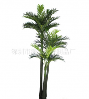 Artificial  silver jujube palm tree