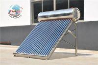High pressure solar water heater manufacture in China