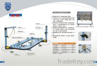 auto body alignment system