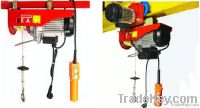 mini type electric hoist