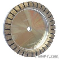 Full set sintered diamond wheels for glass grinding