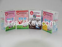 Aseptic carton packaging