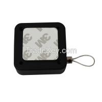 High quality security retractable pull box recoiler for mobile phone
