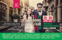 15th KLPJ Wedding Expo 2017 (APRIL 2017) Mid Valley Convention Centre, Kuala Lumpur