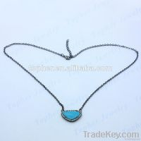 Fashion Necklaces 2014 wholesale 925 sterling silver chain necklace