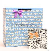 Paper Gift Bag - Custom Print Paper Bags