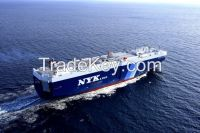 Roll-on/roll-off (RORO or ro-ro) vessels Wheeled Cargo