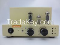 Vacuum Tube Bluetooth Amplifier