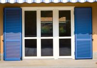 Security Shutter for Windows
