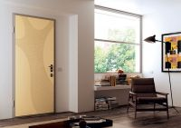 Security Door with Acoustic Insulation 42 Db
