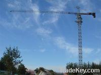 QTZ80 tower crane