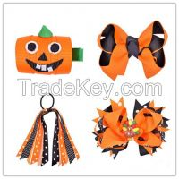 Custome hair accessories, gift bows, packing ribbon, gift ribbon