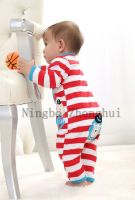 Custom-made 100% cotton newborn baby clothes romper