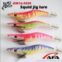 2014 hot squid jig fishing lure,saltwater jig lure JSM16-2008