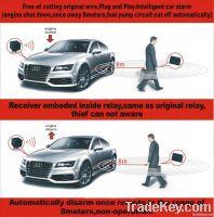 RFID relay car alarm transponder immobilizer
