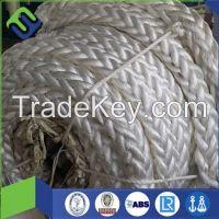 8-strand 56mm Polypropylene  rope for mooring