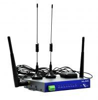 Load Balance IIoT 4G Router 5 LANs