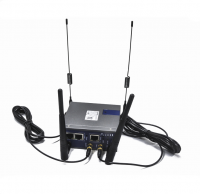 4G LTE M2M Communication Router with I/O and RS232