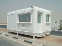 POLYESTER MODULAR CABINETS PREFABRICATED