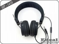 high quality foldable headphone with microphone